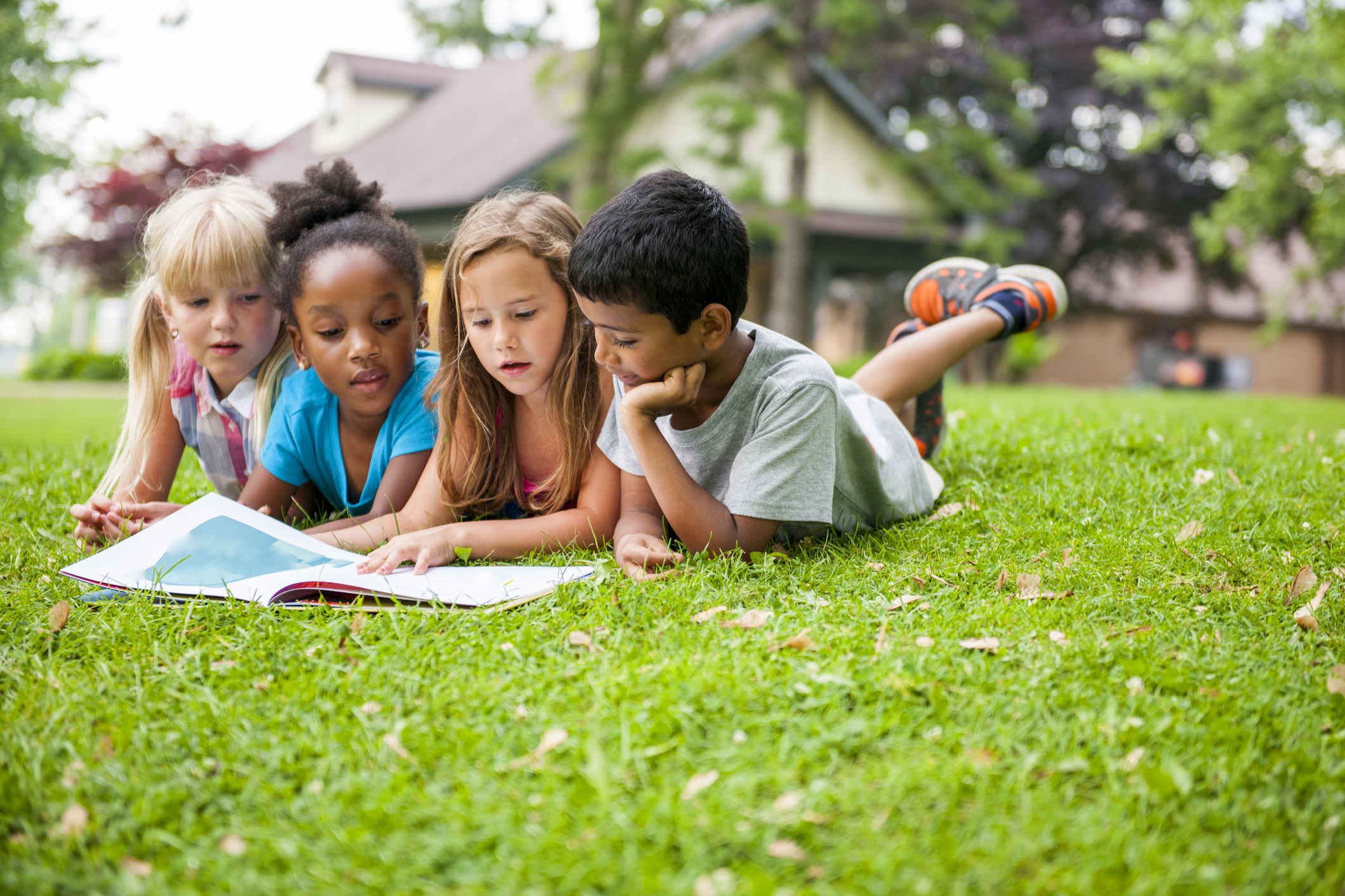Summer Reading | Children's Reading Strategies | Read Charlotte
